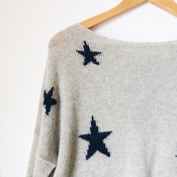 9c93ed218a Sweaters - NAKED CASHMERE - Star sweater